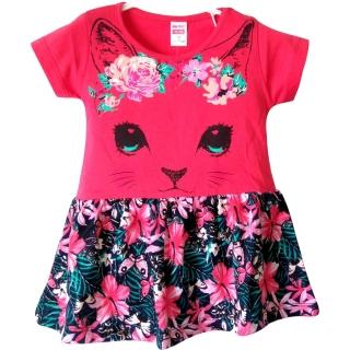 """Красное платье """"Кошечка"""""""