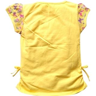 "Желтая футболка ""Бабочка"""