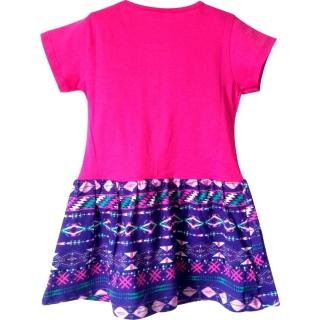 "Ярко-розовое платье ""Beauty"""
