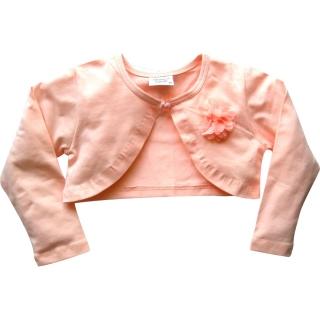 Болеро персикового цвета