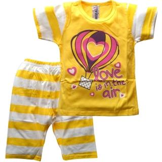 "Желтая пижама ""Воздушный шар"""