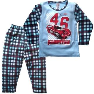 Пижама с красной машиной