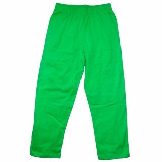 Зеленая пижама с оленем
