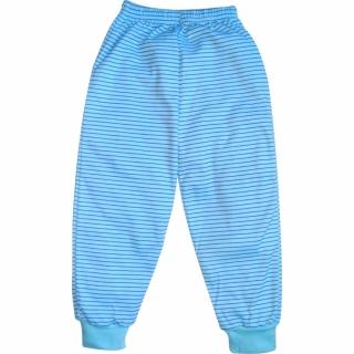 Пижама синяя в полосочку