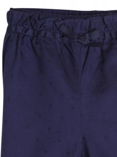 Штаны для девочки в звездочку