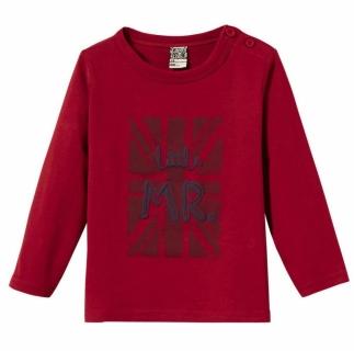 Детская футболка для мальчика Little MR.