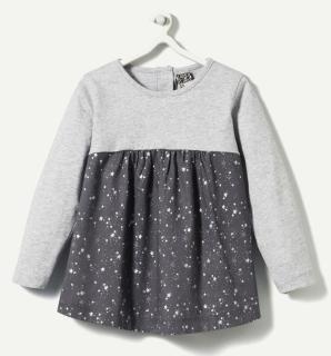 Блузка со звездочками