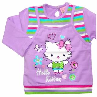 Фиолетовая кофточка с Кити