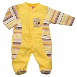 Человечек желто-полосатый