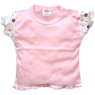 Розовый летний комплект