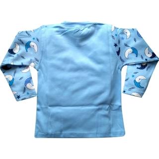 "Голубая пижама ""Обезьянка"""