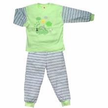 Пижама зеленая
