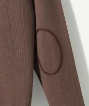 Кардиган коричневого цвета