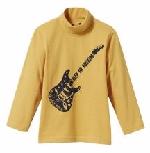 Водолазка с гитарой
