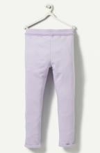 Спортивные штаны светло-фиолетовые