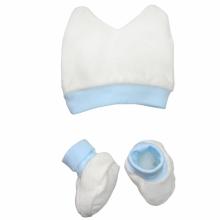 Голубое одеяло-трансформер на кнопках
