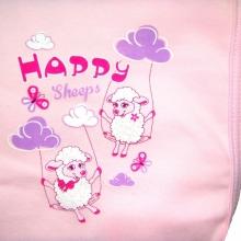 Распашонка счастливые овечки